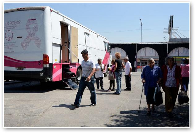 Ofrecen en Tlalpan exámenes gratuitos para la detección del cáncer de mama