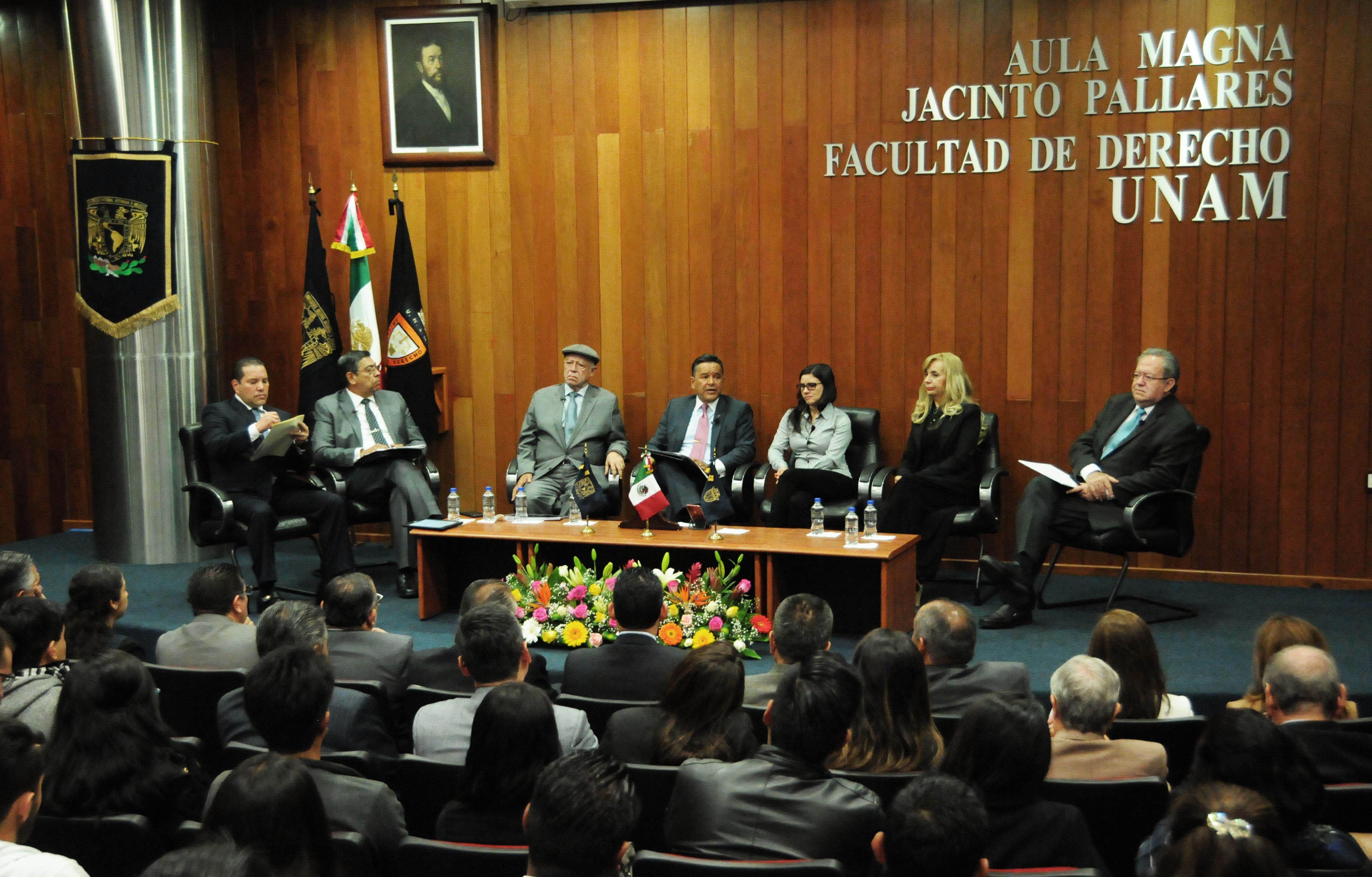 MÉXICO NO HA CONSEGUIDO UN SISTEMA JUDICIAL ACUSATORIO TRANSPARENTE: EXPERTOS DE LA UNAM