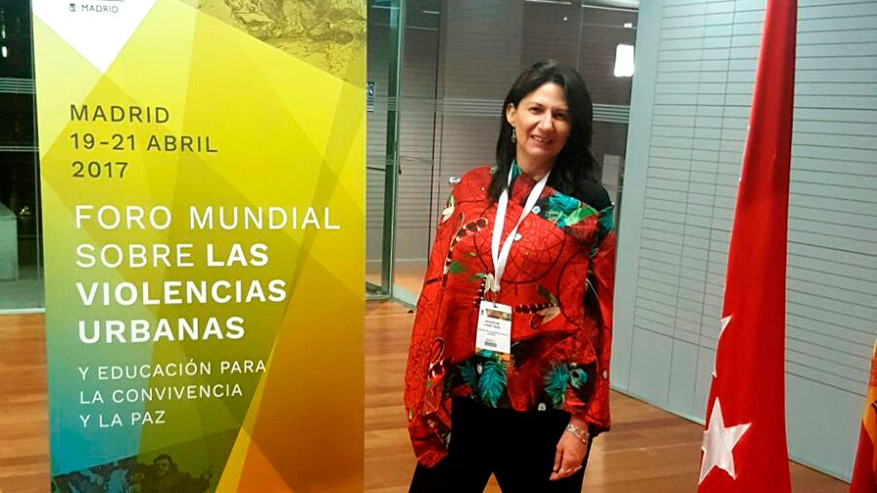 Participa CDMX en Foro Mundial sobre Ciudades de Paz