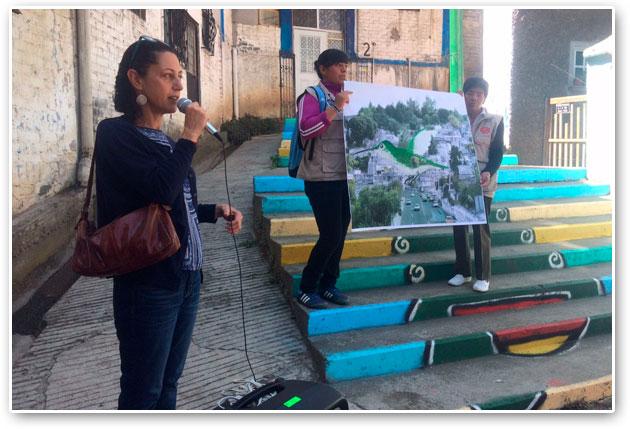 Artistas urbanos y vecinos de Tlalpan pintarán Macromural en San Andrés Totoltepec