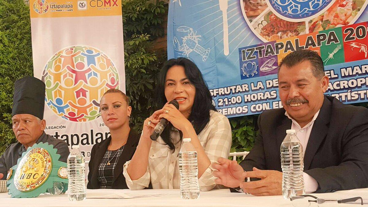 REALIZARÁN IZTAPALAPA Y CANIRAC LA XIII FERIA DEL PESCADO Y EL MARISCO