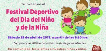 FESTEJA EL DÍA DEL NIÑO EN LA ALAMEDA NORTE