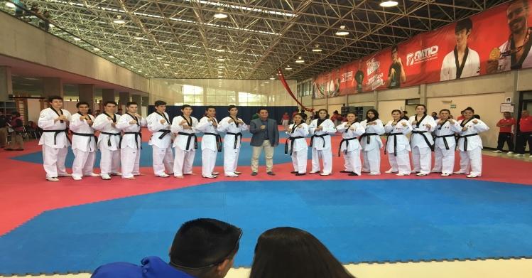 Politécnica peleará en el Campeonato Mundial de Taekwondo Corea 2017