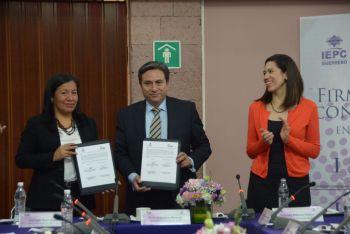 Apoyará IEDF a autoridades de Guerrero en la elección de Comités Ciudadanos