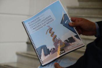 Presenta IEDF propuestas para nuevo escenario electoral en la CDMX