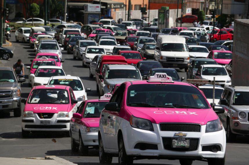 La Semovi publicó en la Gaceta Oficial, el programa para sustituir placas de Taxis