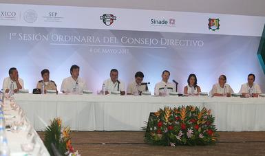 SINADE celebra su primera Reunión Ordinaria de 2017