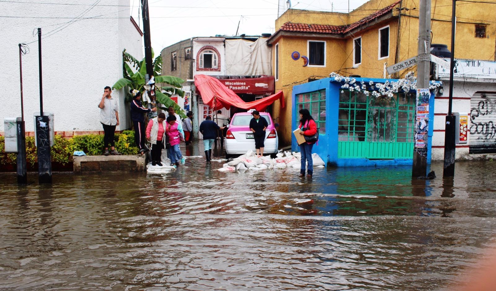 XOCHIMILCO PREPARADA PARA EVITAR DESASTRES Y RIESGOS EN TEMPORADA DE LLUVIAS