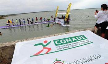 Baja California, sextacampeón en aguas abiertas