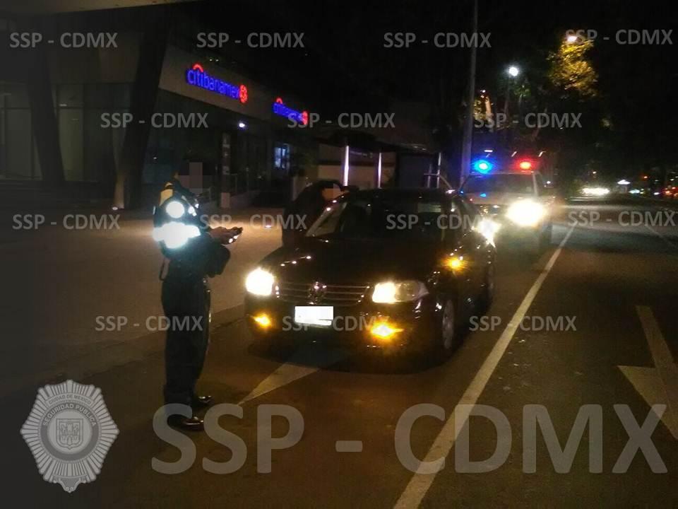 ASEGURA SSP-CDMX 11 MOTOCICLETAS POR PARTICIPAR EN ARRANCONES