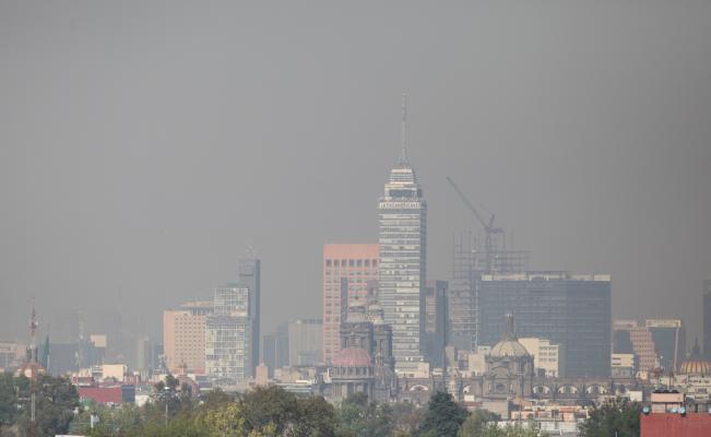 Se mantiene este mierccoles la Fase I de Contingencia Ambiental por Ozono