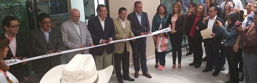 Inaugura el Conacyt sala interactiva Luciérnagas, encuentros de luz en Tlaxcala