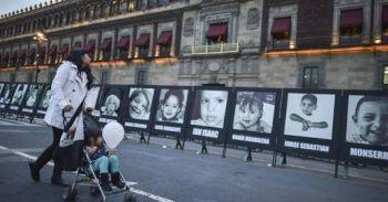 MARCHAN EN RECUERDO DE VICTIMAS DEL ABC