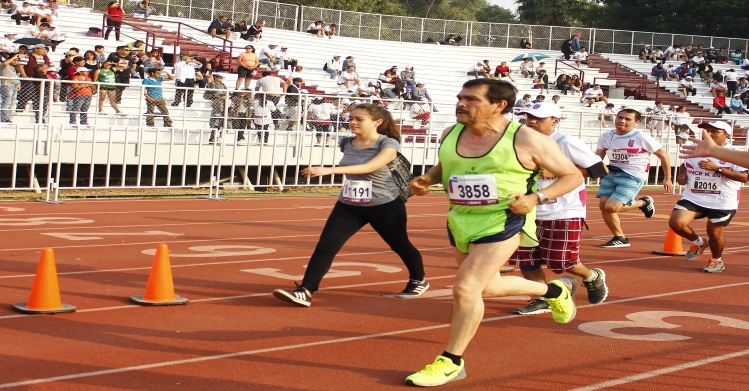 Atletismo suma 3 medallas al IPN en la Olimpiada Nacional 2017