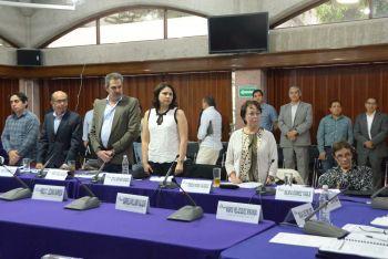 Inicia Comité del IEDF trabajos de división de circunscripciones en las 16 alcaldías de la Ciudad de México