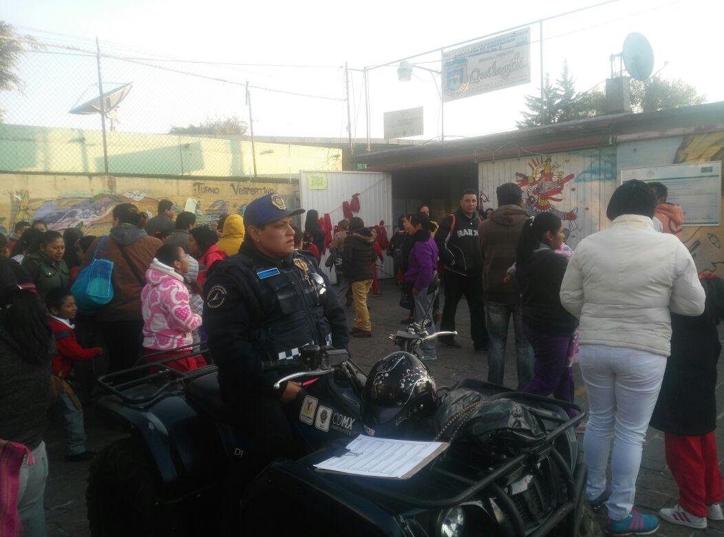CONTINÚAN PROGRAMAS DE ACERCAMIENTO POLICIAL Y HABITANTES DE XOCHIMILCO