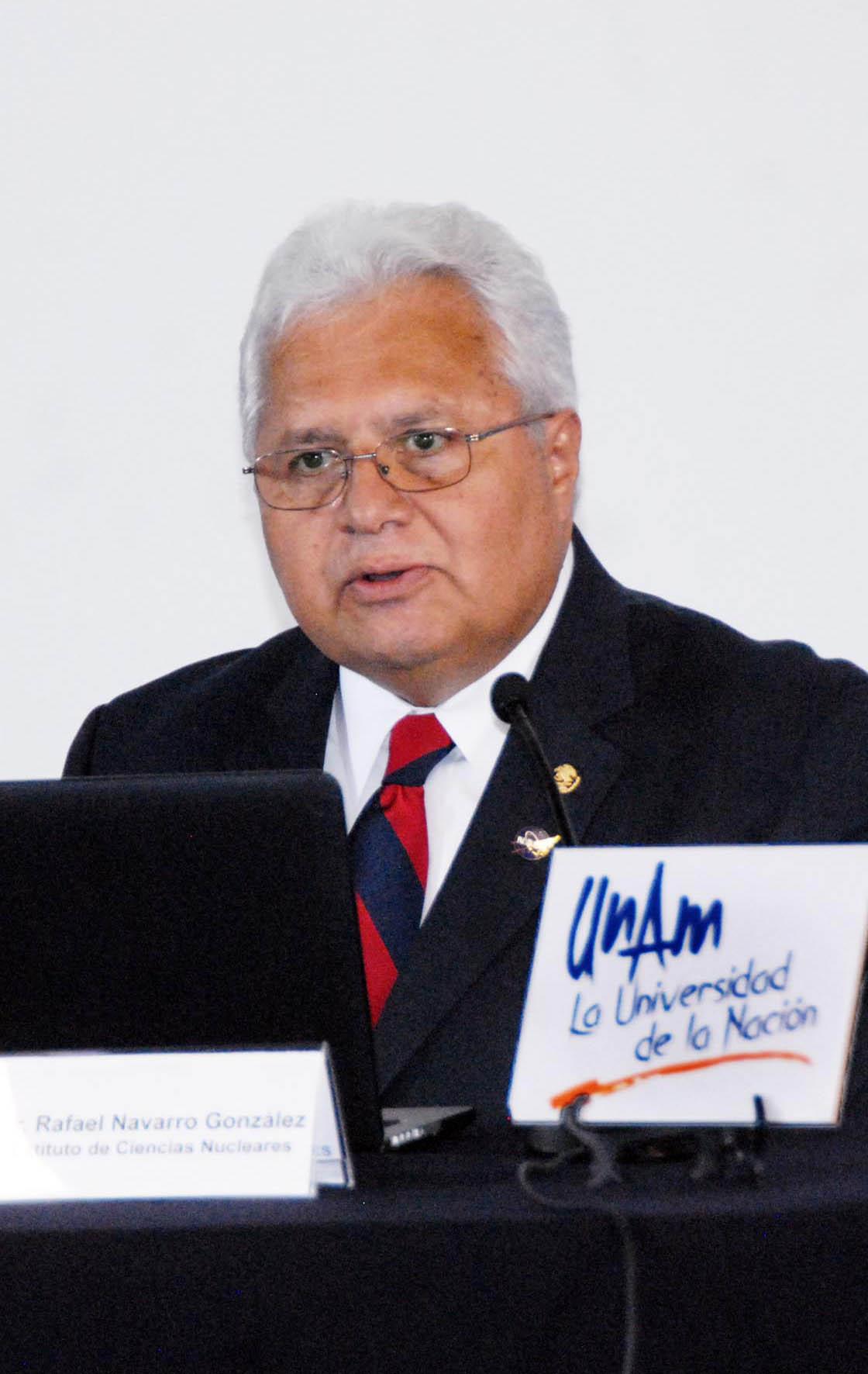 PARTICIPA RAFAEL NAVARRO, INVESTIGADOR DE LA UNAM, EN NUEVA MISIÓN A MARTE
