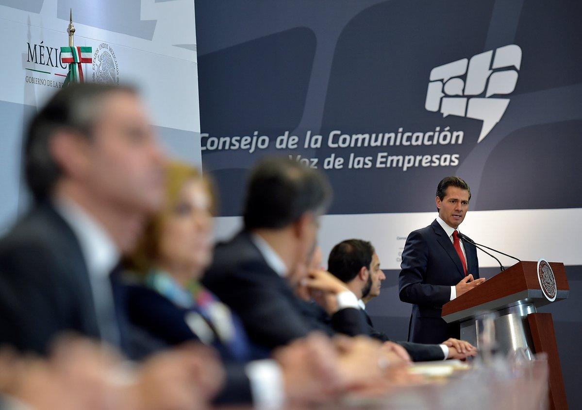 El Consejo de la Comunicación celebra cambio de presidencia y refrenda su compromiso por trabajar a favor de México