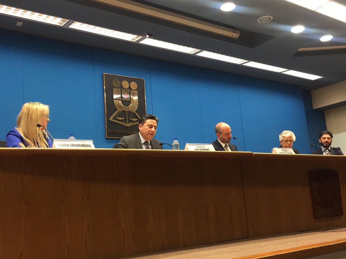 Necesario evaluar organización de procesos electorales locales, de cara a 2018