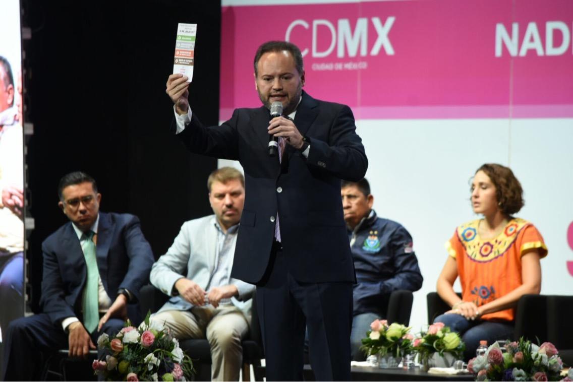 Exhorta Gobierno de CDMX a separar residuos sólidos en 4 fracciones