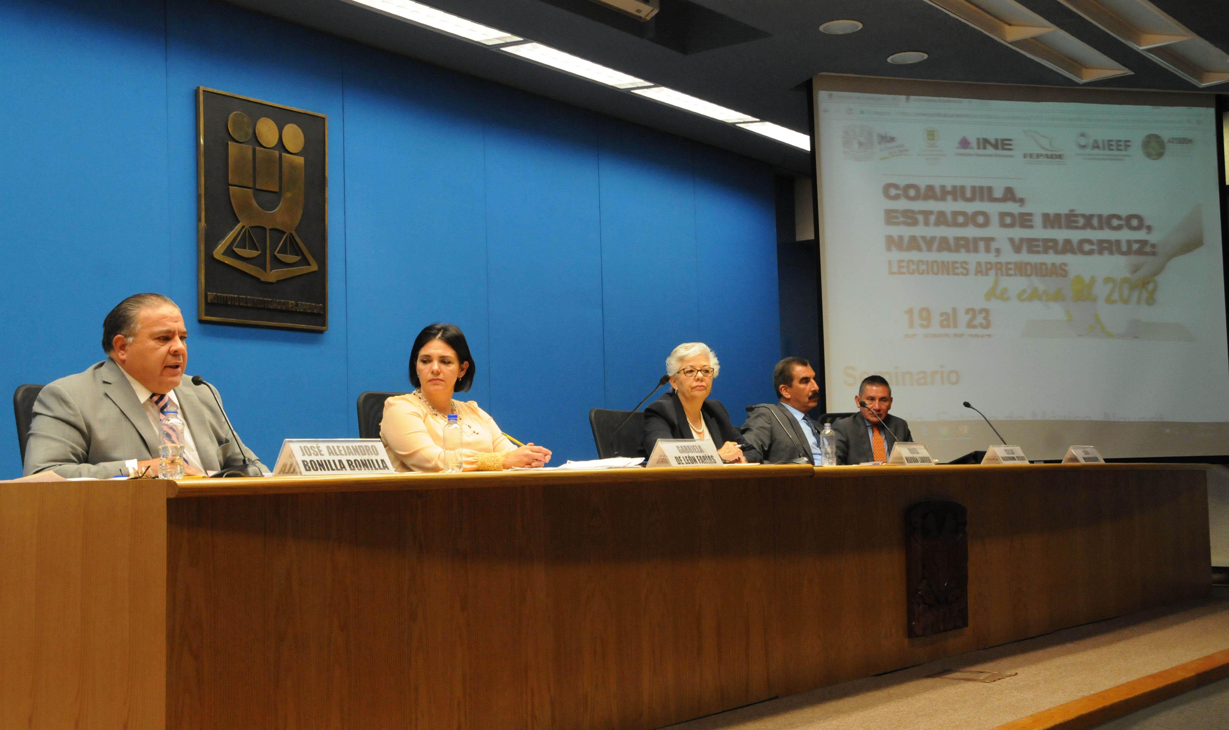 LLAMAN EXPERTOS EN LA UNAM A SIMPLIFICAR PROCEDIMIENTOS PARA AGILIZAR CÓMPUTO EN ELECCIONES