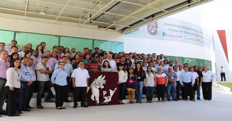 Reitera dirección general del IPN apoyo a sus centros foráneos en Reynosa