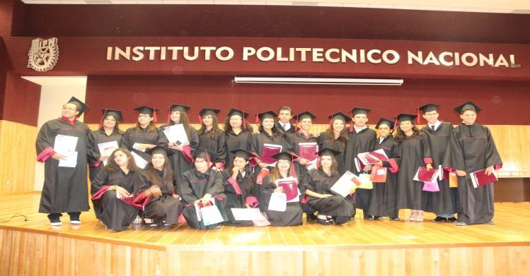 Egresa primera generación de politécnicos del CECYT 18 de Zacatecas