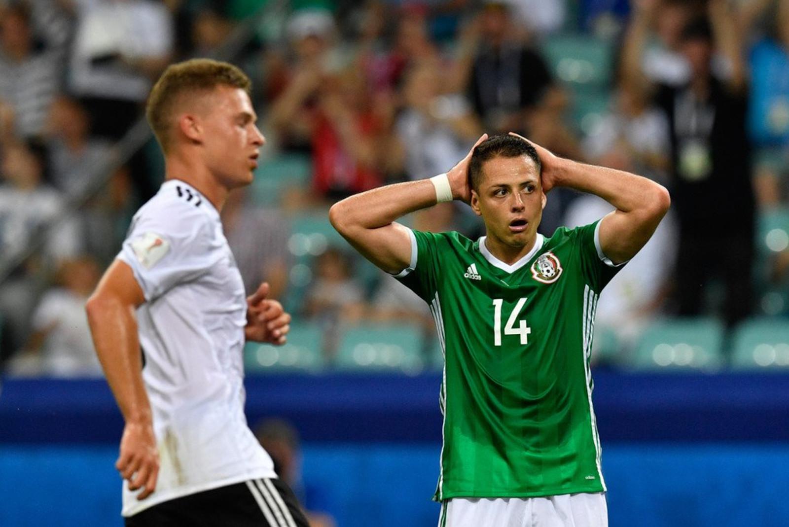 ALEMANIA PASA A LA FINAL DE LA CONCACAF AL ELIMINAR A MÉXICO