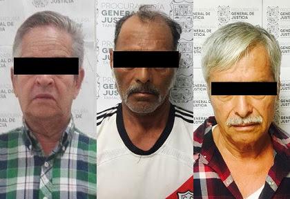 DETIENEN EN TAMAULIPAS A AGRESOR SEXUAL DE EEUU