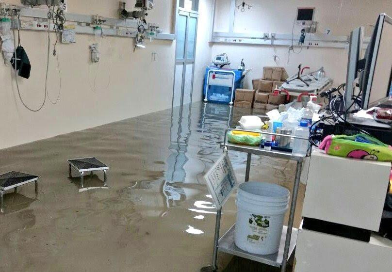 Secretaría de Salud informa sobre afectaciones a Hospital General La Villa