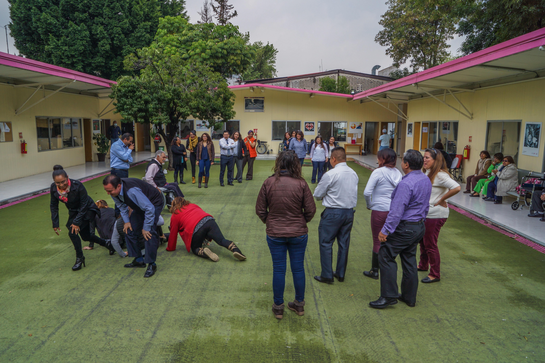 SUMARÁN VOLUNTADES 300 SERVIDORES PÚBLICOS DE LA PGJCDMX  A FAVOR DE LA INCLUSIÓN
