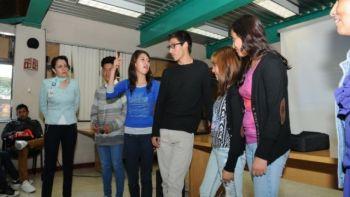 Dan seguimiento a la campaña Prevención y Atención al Delito Sexual en las Juventudes