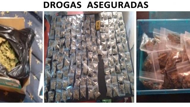 Orden de cateo en inmueble de Azcapotzalco, detiene a 3 personas en posesión de narcóticos