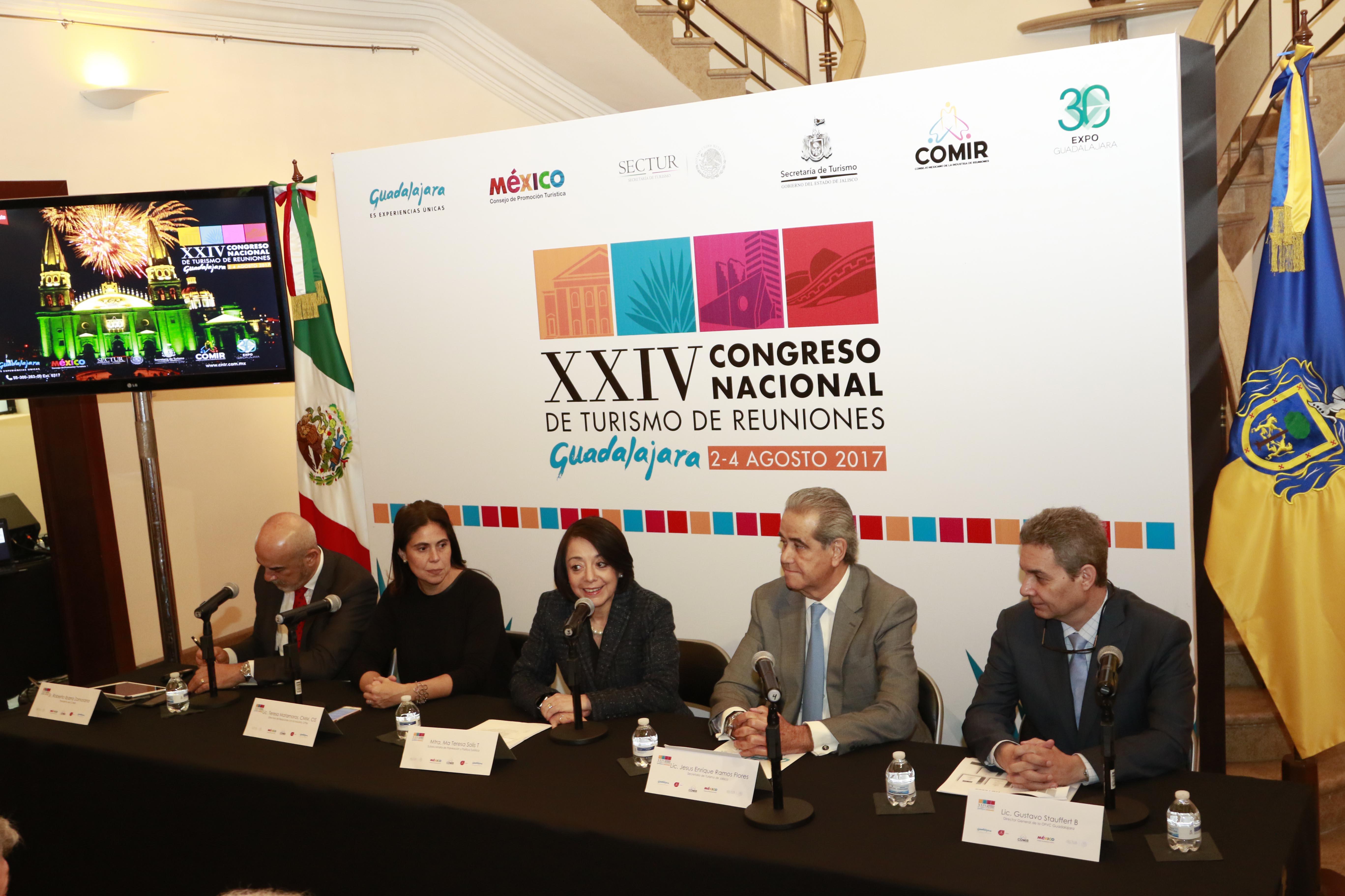 Aumentó 20% El Turismo De Reuniones En México Entre 2014 Y 2016: Sectur