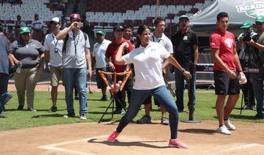 Culiacán muestra sus talentos en el selectivo catorceavo de Academia CONADE