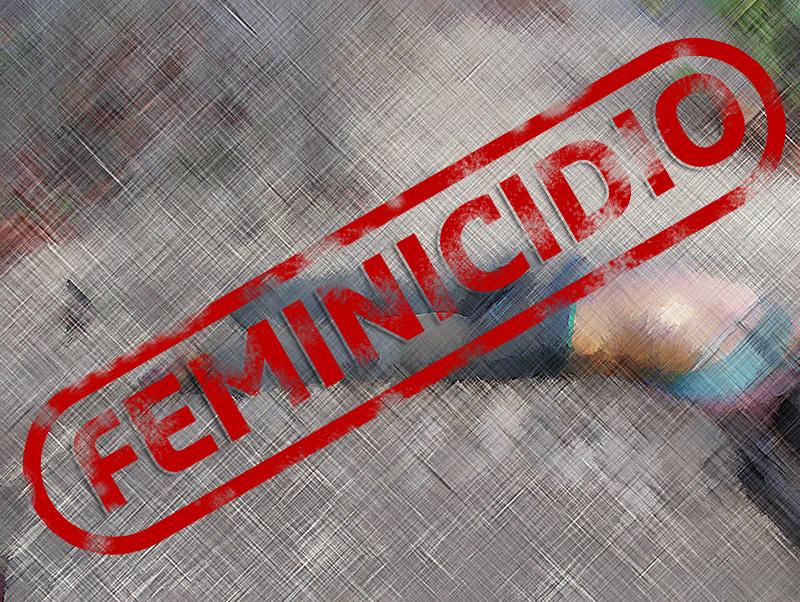 Sentencia de 45 años de prisión por feminicidio a hombre que privó de la vida a su concubina
