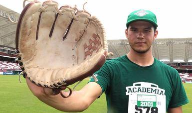 Culiacán ve nacer una estrella del béisbol