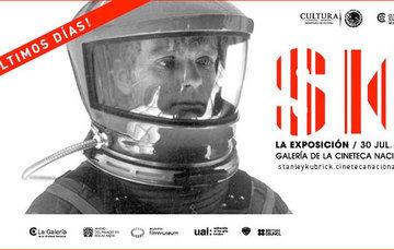Stanley Kubrick se va de la Cineteca Nacional