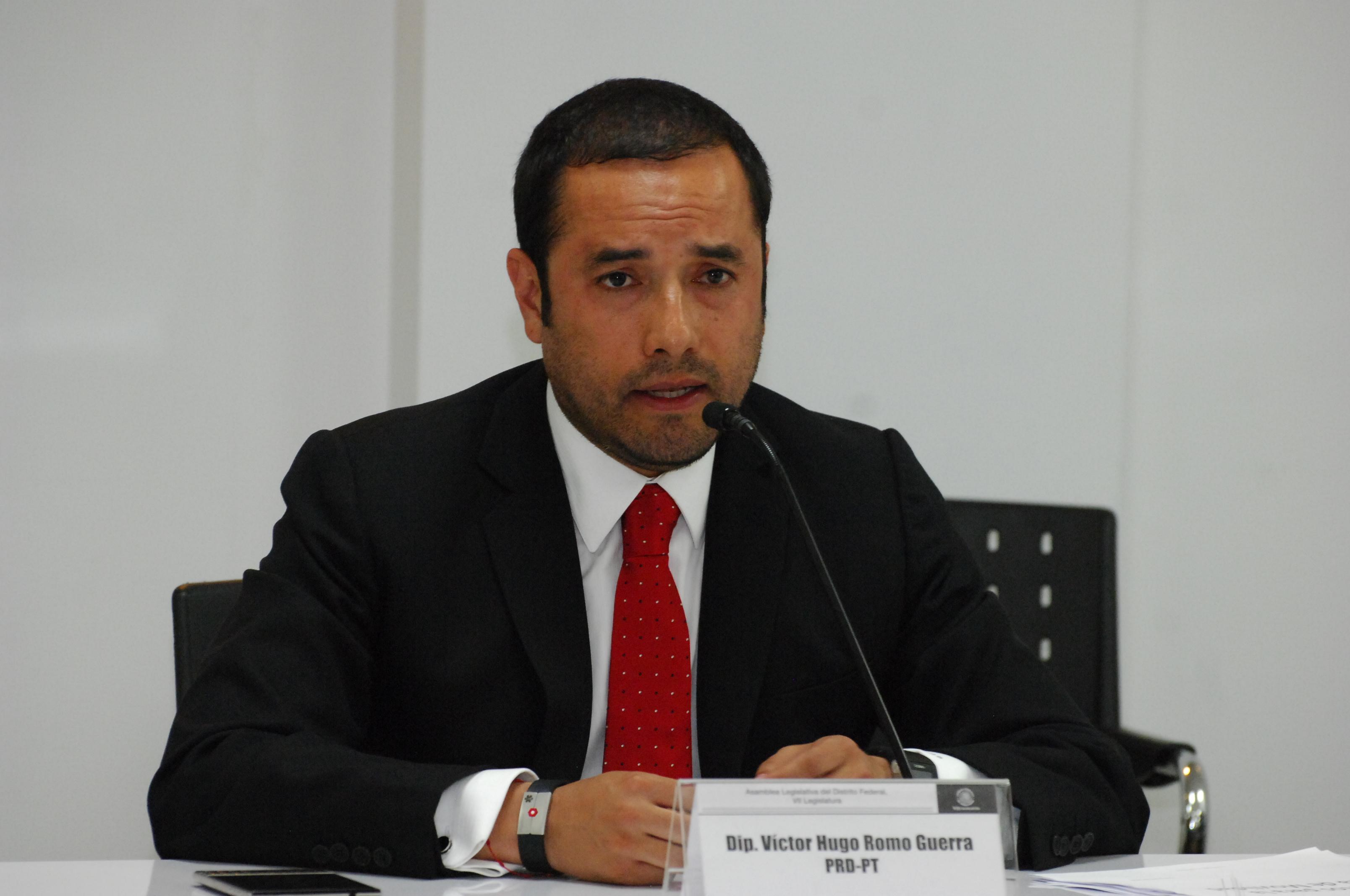 BUSCA ROMO FORMALIZAR Y PROTEGER AL TRABAJO A DISTANCIA EN LA CDMX