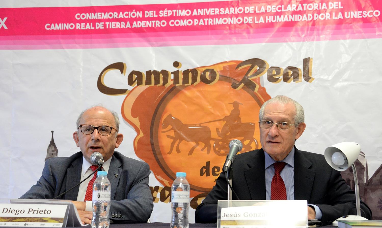 CONMEMORAN SIETE AÑOS DEL CAMINO REAL DE TIERRA ADENTRO COMO PATRIMONIO MUNDIAL