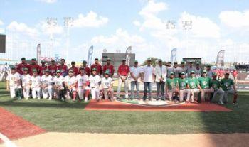 Conformada primera generación de Academia CONADE de Béisbol