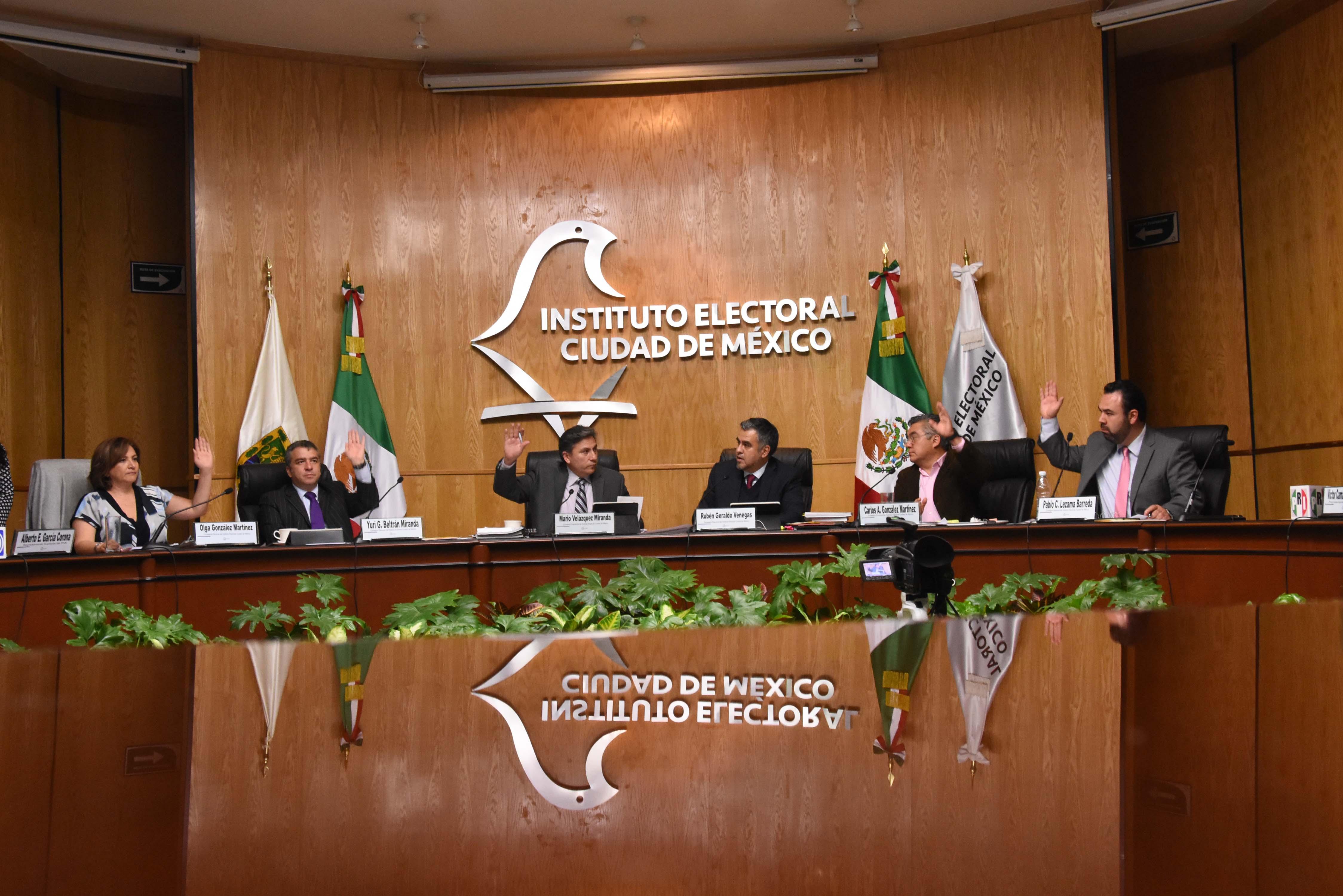 Ajusta IECM normativa electoral y orgánica rumbo a comicios de 2018