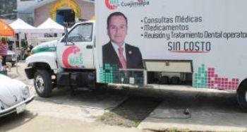 Servicios de Salud a Mujeres de Cuajimalpa