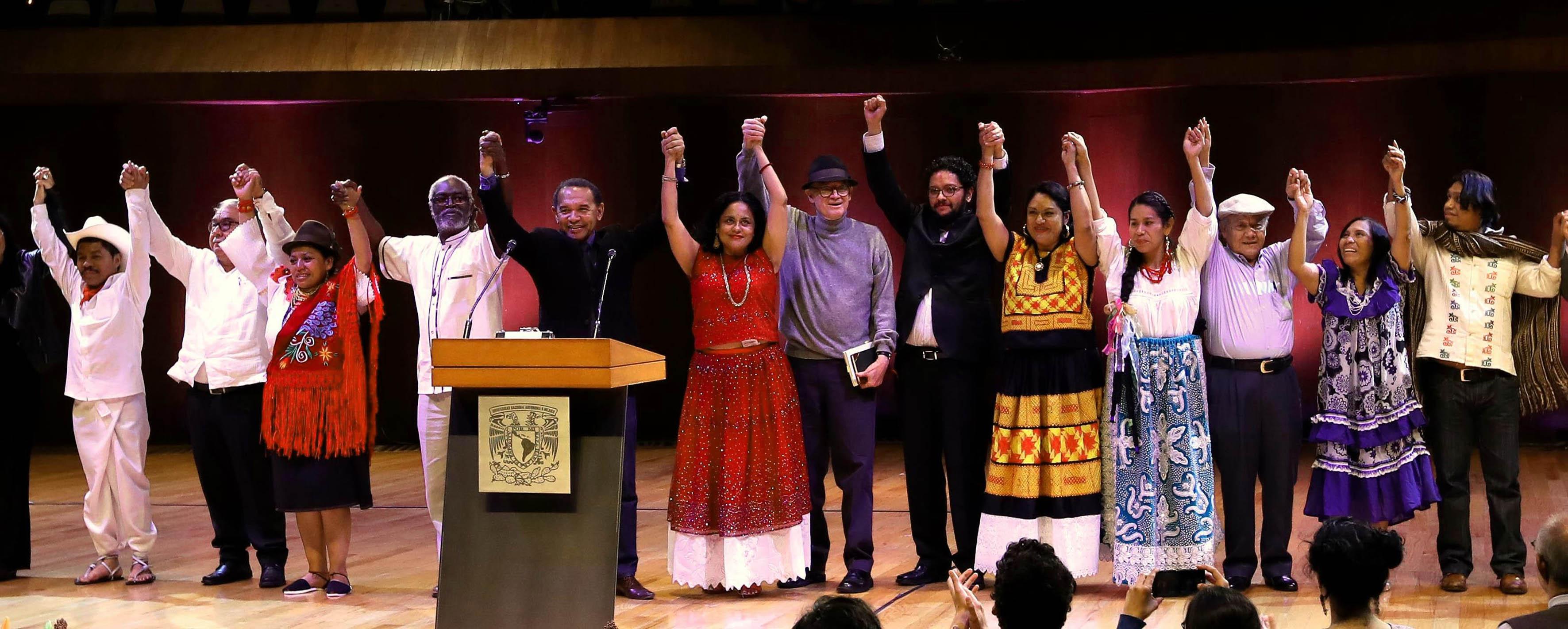 LA RECONSTRUCCIÓN DE MÉXICO EMPIEZA DESDE LAS ZONAS INDÍGENAS DEL PAÍS: JOSÉ DEL VAL