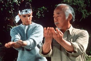 KARATE KID REGRESA EN SERIE