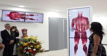 Inaugura IPN instalaciones y equipo de alta tecnología para la formación de médicos