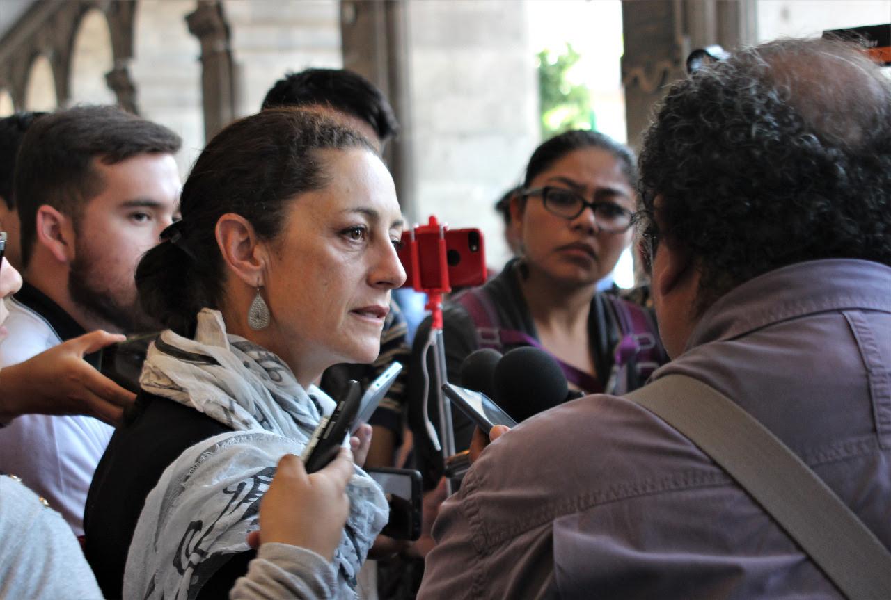 Acuerdan Claudia Sheinbaum y Jefe de Gobierno atender seguridad en Tlalpan