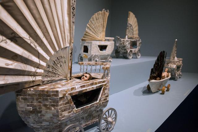 Abre el Museo de Arte Popular la exposición Poemas del alma