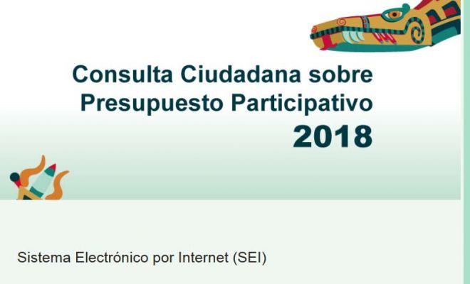 Vence el plazo para pre-registrarse para opinar por internet en Consulta Ciudadana
