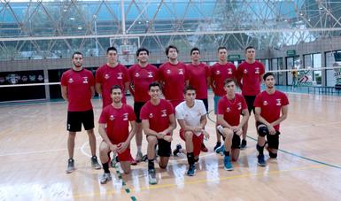 Voleibolistas mexicanos buscan hacer historia en la Universiada